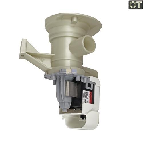 Ablaufpumpe Whirlpool 480111104693 Askoll mit Pumpenkopf und Sieb