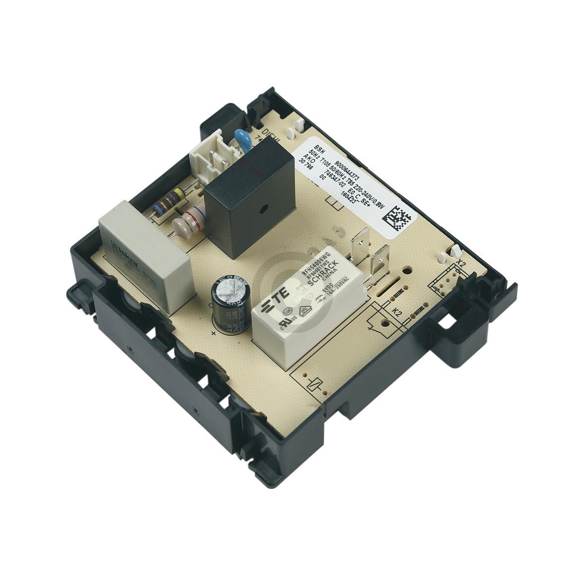 Uhr für Backofen 00658178 658178 Bosch, Siemens, Neff