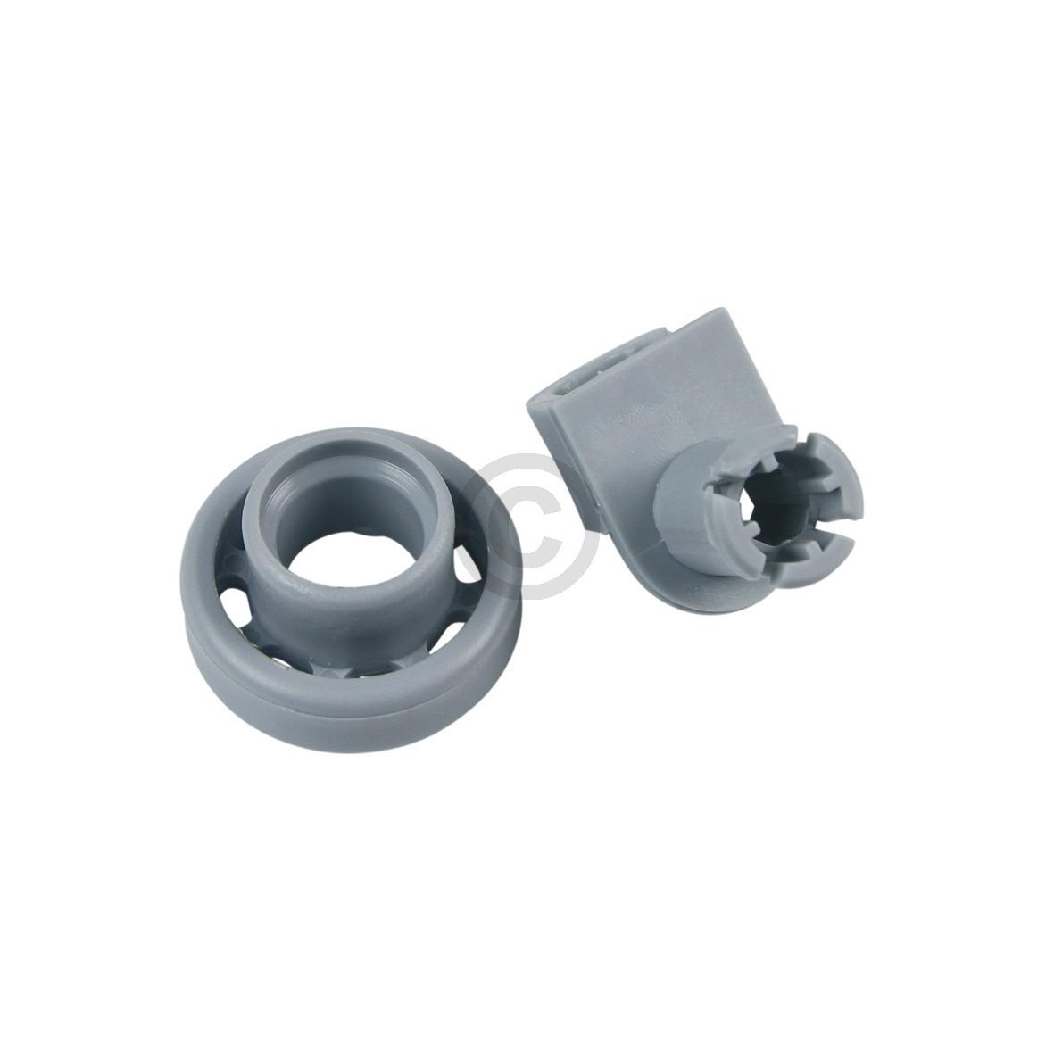 Korbrolle für Oberkorb, 1 Stück, AT! 00424717 424717 Bosch, Siemens, Neff
