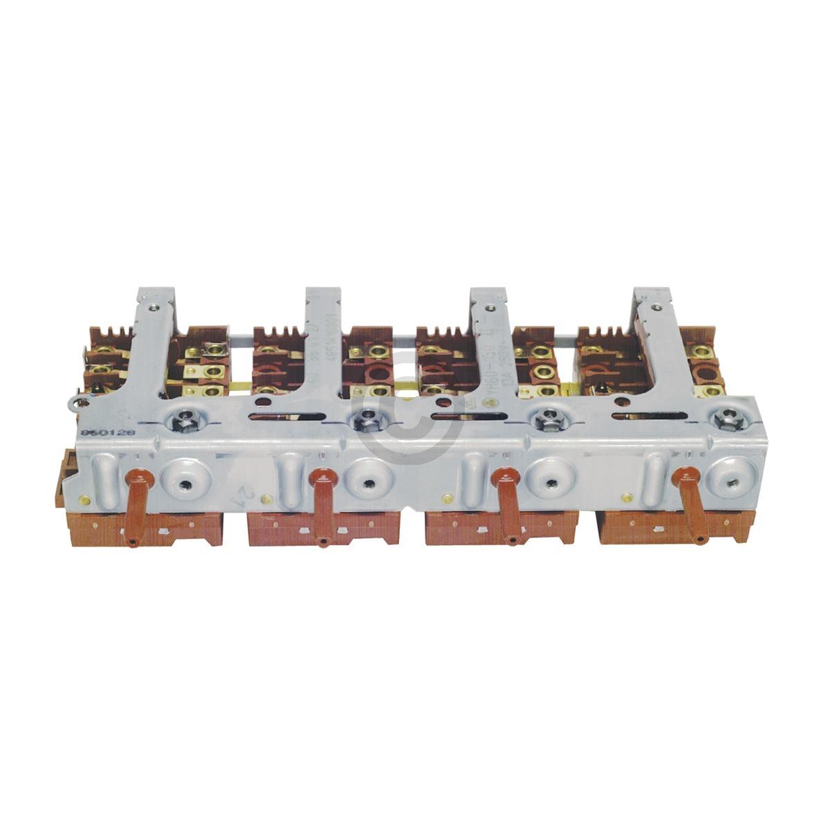 Kochplattenschalterblock 4er-Einheit YH60-150aII 00495280 495280