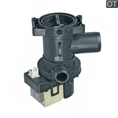 Ablaufpumpe Whirlpool 481010584942 Plaset mit Pumpenkopf und Sieb