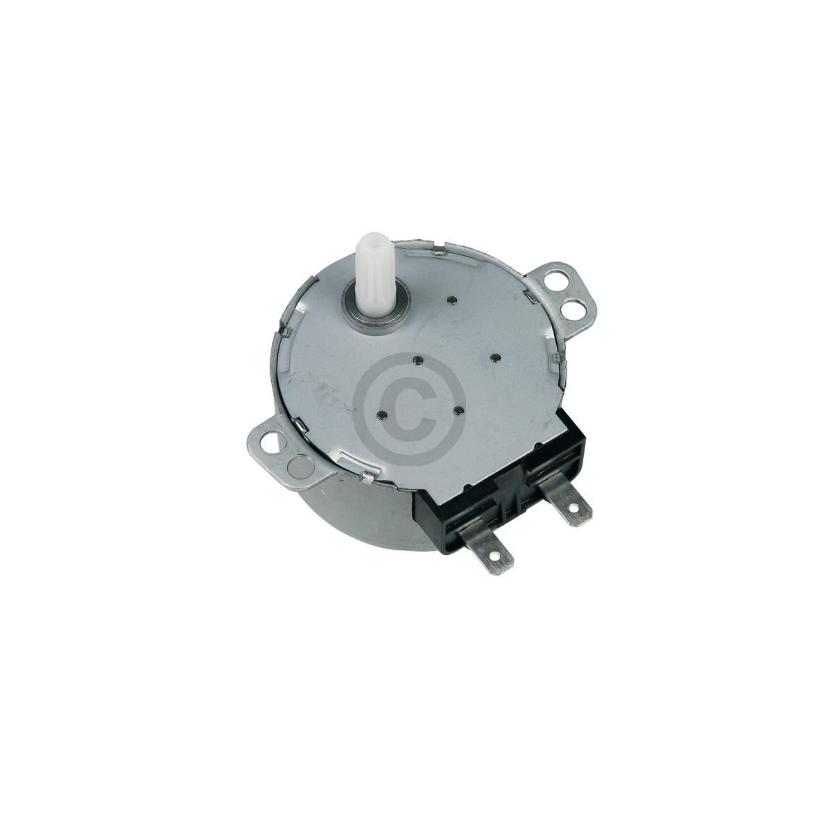 Drehschiebermotor an Heizpumpe 00611329 611329 Bosch, Siemens, Neff, Küppersbusc