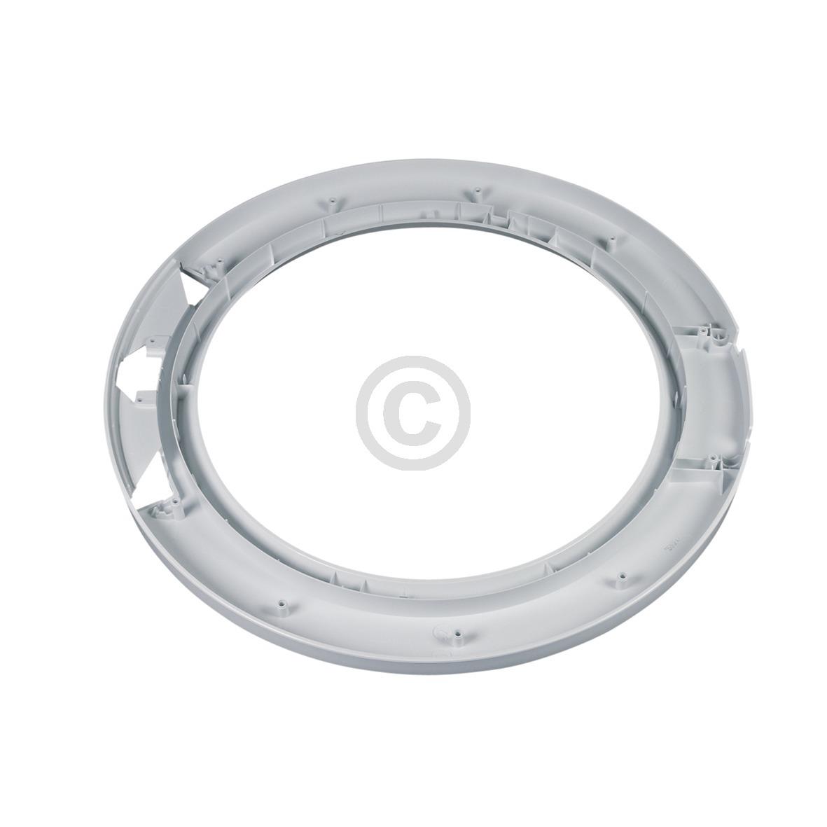Türring außen Bosch 18006699 Fensterrahmen weiß für Waschmaschine