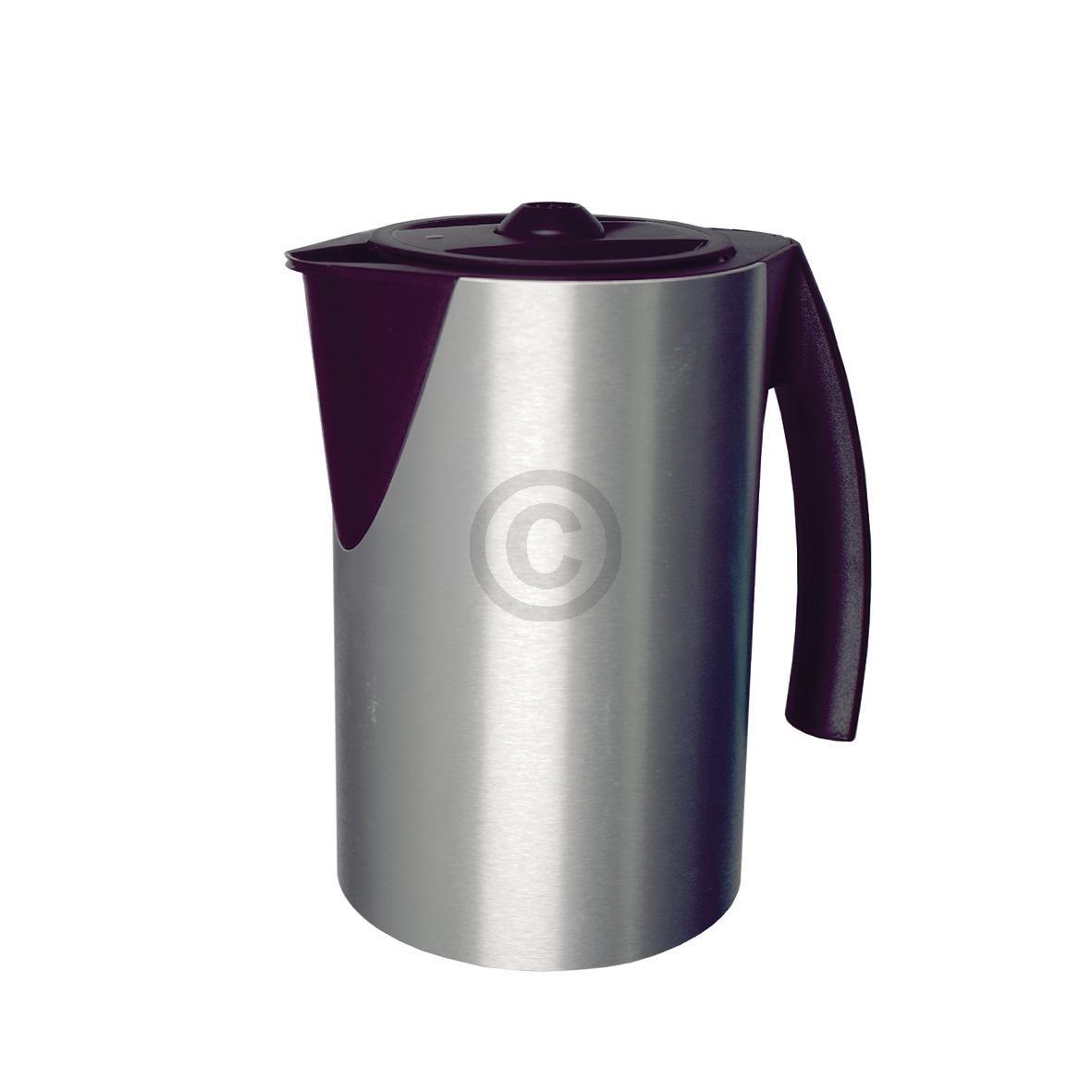 Thermokanne Siemens 00264701 PorscheDesign gerade für Filterkaffeemaschine