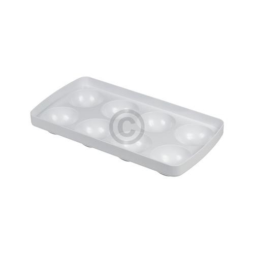 Eiereinsatz Liebherr 7412217 195x102mm weiß für 8 Eier in Kühlschranktüre