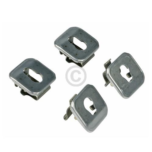 Buchsenset Bosch 00631174 für Einhängegitter Auszug rechts/links Backofen