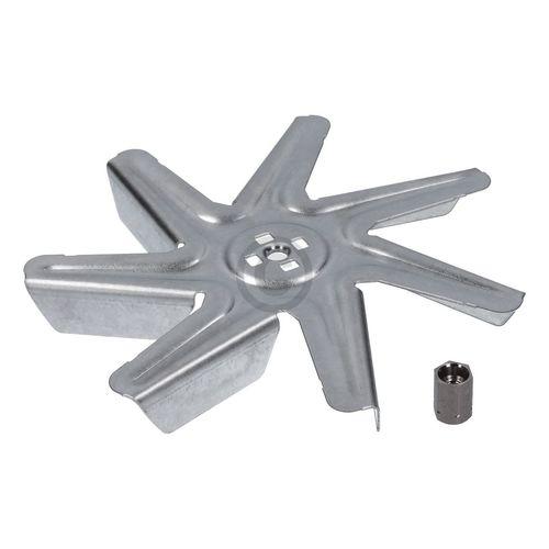 Flügel Bosch 00650472 150mmØ für Heißluftventilator Backofen