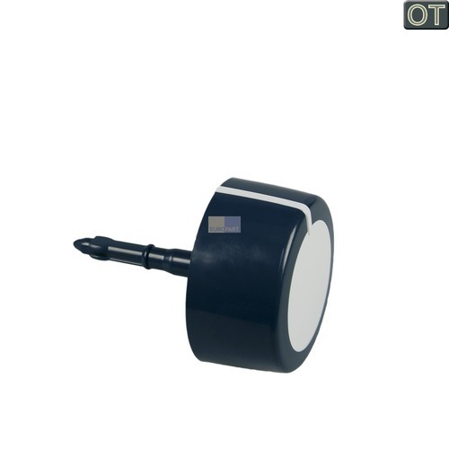 Knebel Programmwahl dunkelblau/weiß 481241458321 Bauknecht, Whirlpool, Ikea