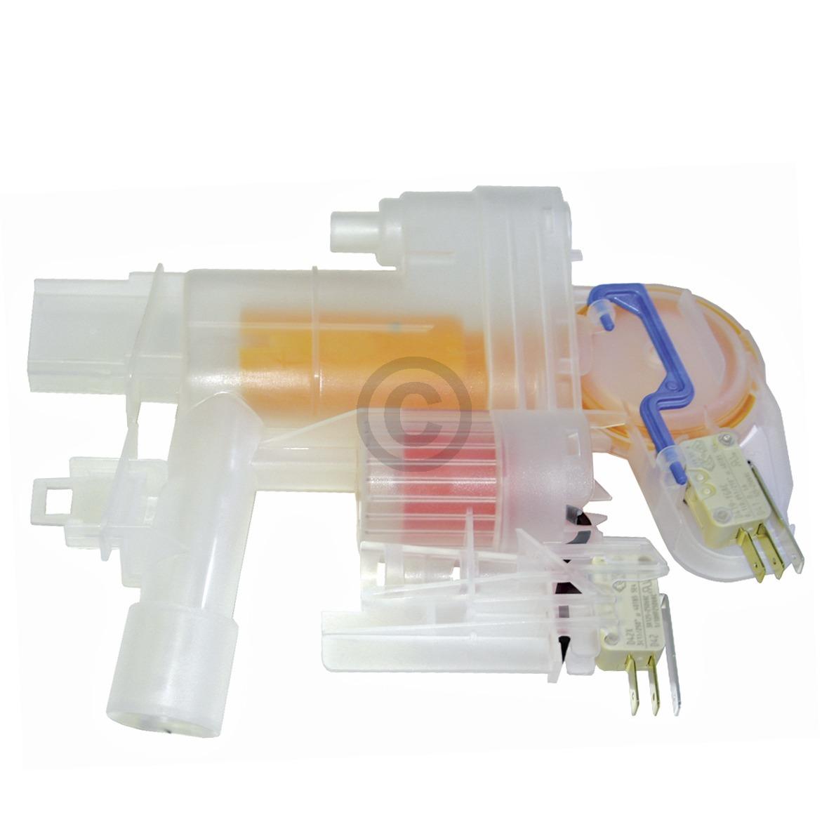 Wasserstandsreglergehäuse kpl. 00482936 482936 Bosch, Siemens, Neff
