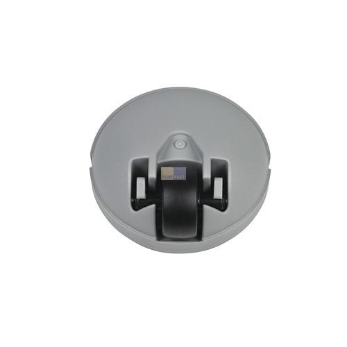 Laufrolle Lenkrolle vorne grau BOSCH 00030169 für Staubsauger Bosch, Siemens, Ne