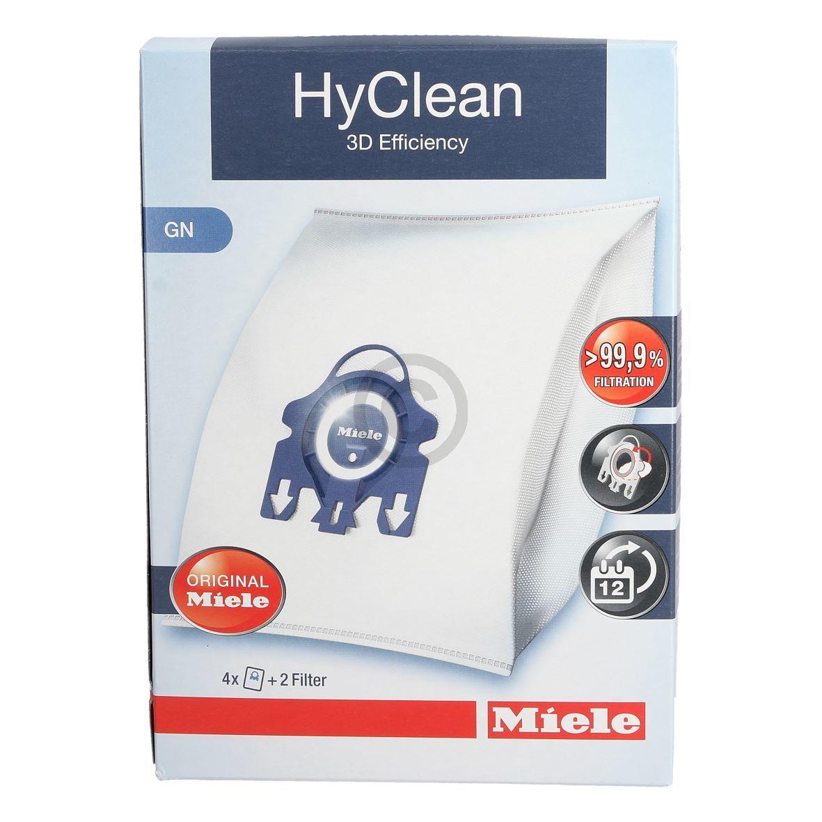 Miele Filterbeutel Miele TypG/N HyClean 3D Efficiency, OT! 9917730