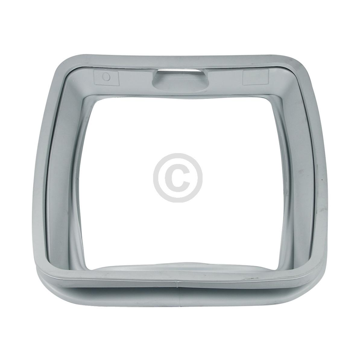 Türmanschette Whirlpool 481010410453 viereckig für Waschmaschine Toplader