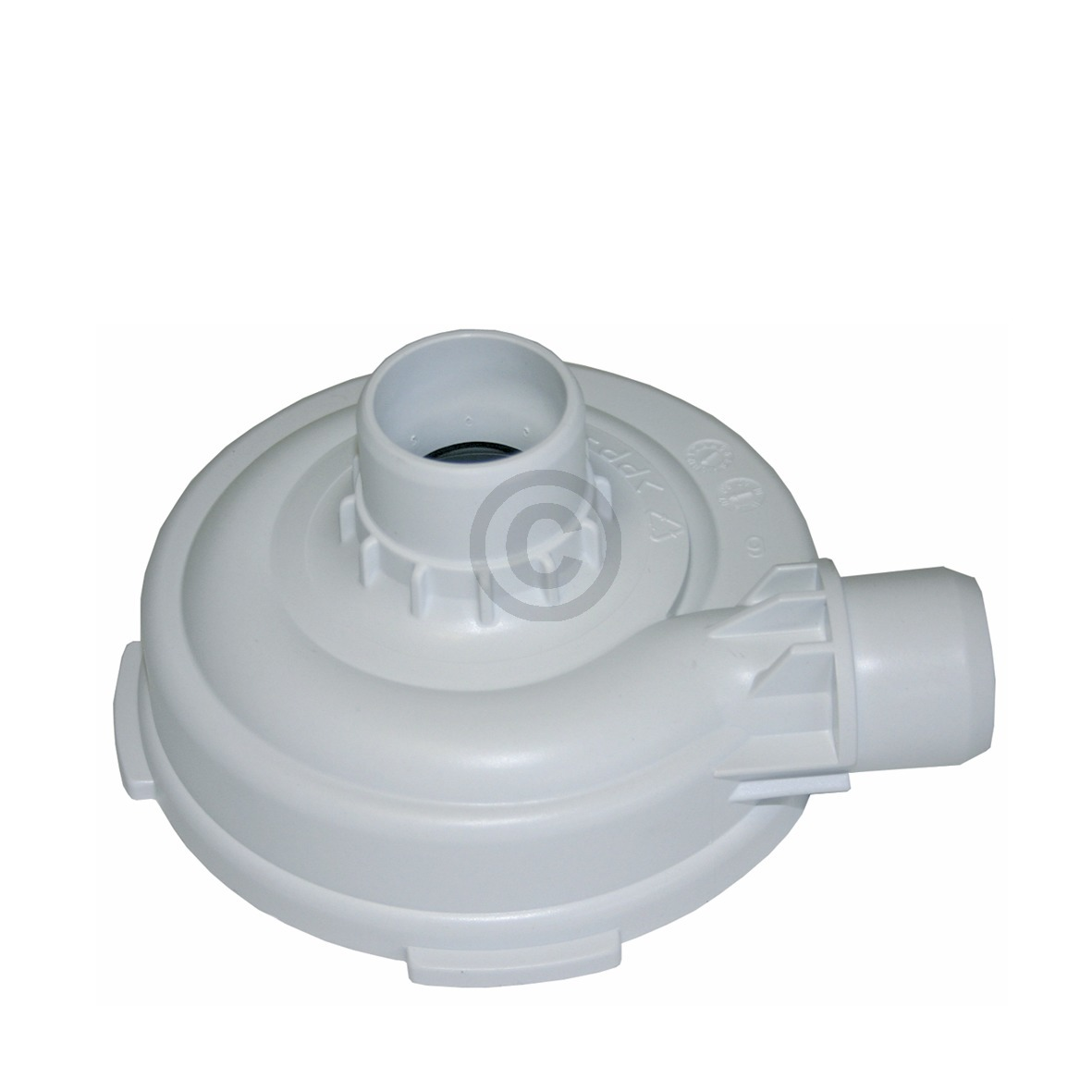 Pumpenkopf für Umwälzpumpe Bosch 00481562 Küppersbusch, Bosch, Siemens, Neff