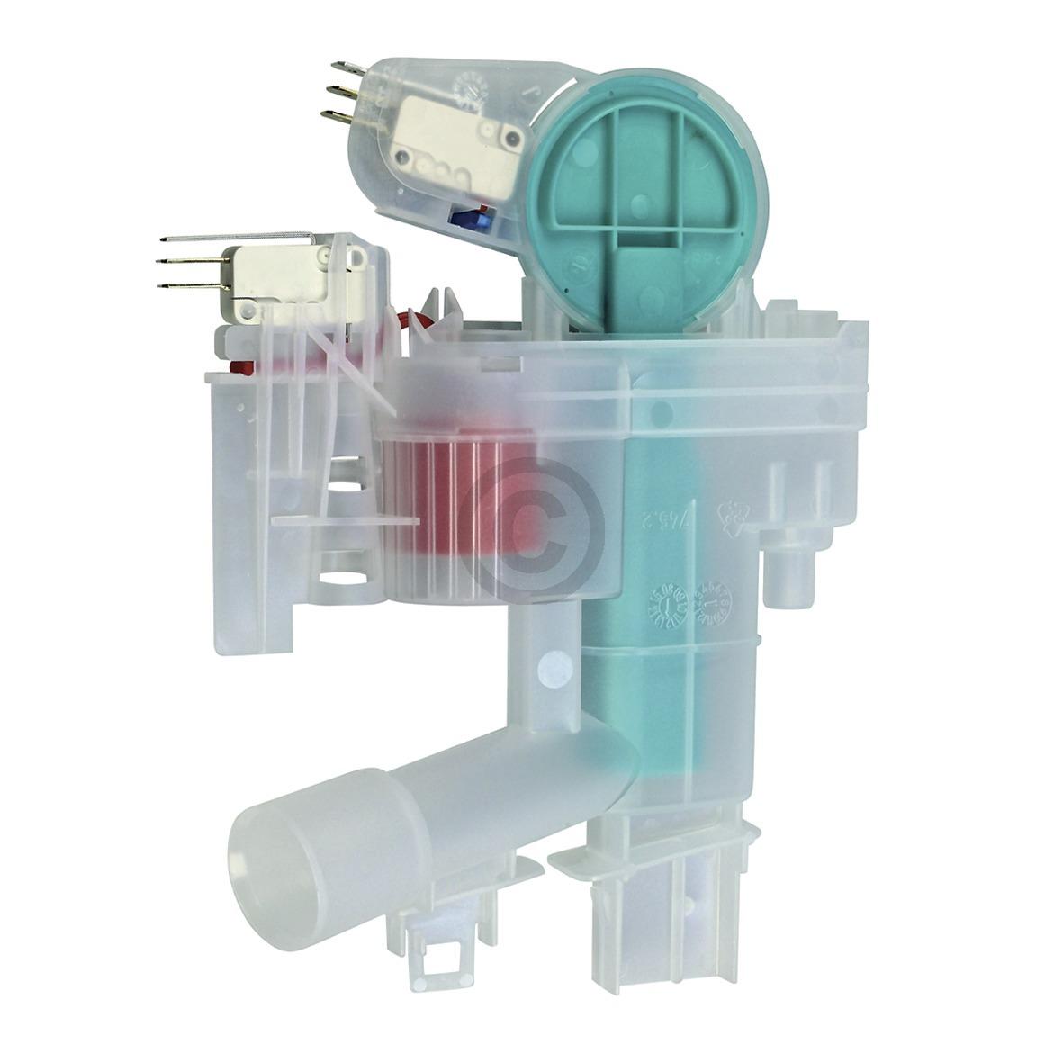 Wasserstandsreglergehäuse kpl. 00267620 267620 Bosch, Siemens, Neff