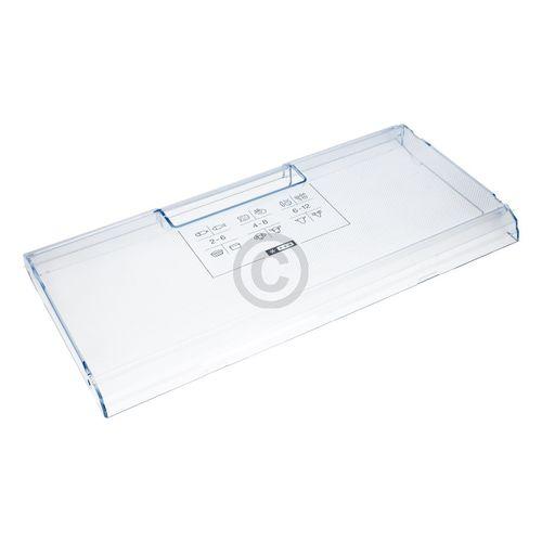 Schubladenblende Bosch 00660467 456x235mm für Gefrierschublade