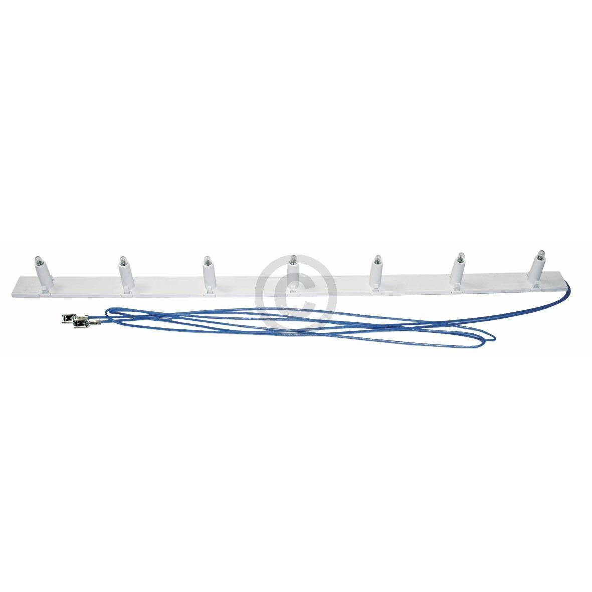 Lampenleiste 7-fach, Universal! 00088602 088602 Bosch, Siemens, Neff