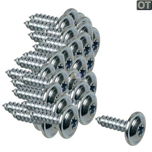 Schraube Torx T15, 16mm lang, 30 Stück 9086526 Liebherr