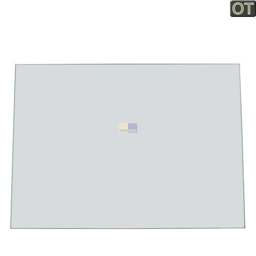 Glasplatte 521x402mm fürs Gemüsefach 242629428 AEG, Electrolux, Juno, Zanussi