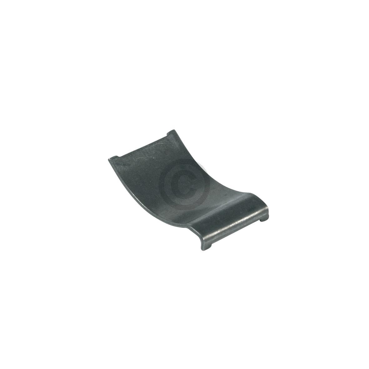 Knebelfeder Bosch 00189303 Blattfeder 14x8mm für Drehgriff Backofen Kochstelle