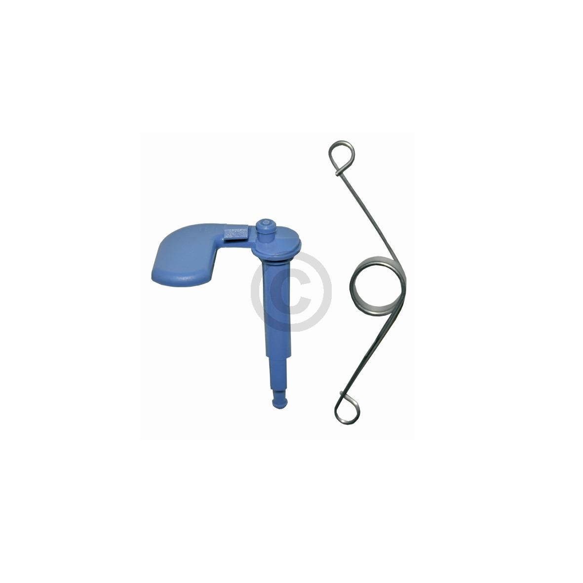 Auslöser für Dosierkombination 00166630 166630 Bauknecht, Whirlpool, Ikea