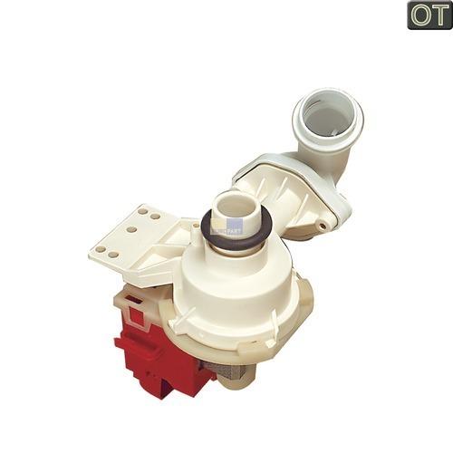 Ablaufpumpe mit Pumpenstutzen, OT! NF! 00096355 096355 Bosch, Siemens, Neff