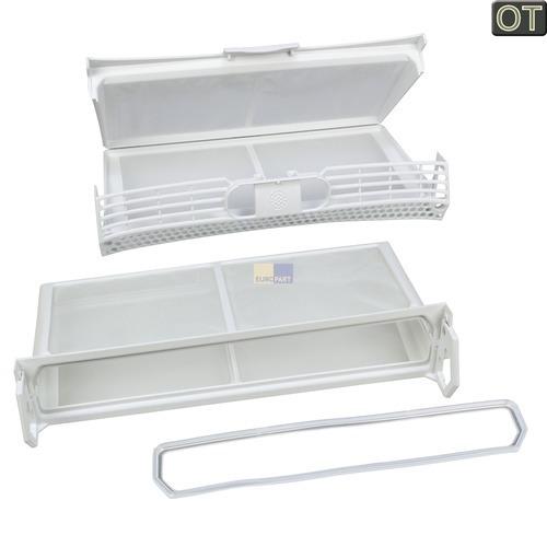 Flusensieb Filtertasche innen + außen, ausklappbar 00650474 650474 Bosch, Siemen