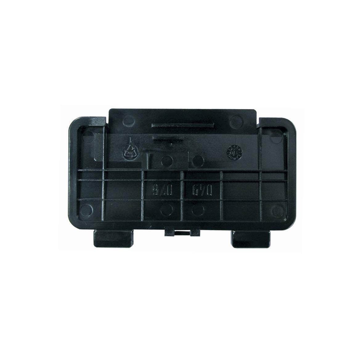 Türgriff schwarz 00420529 420529 Bosch, Siemens, Neff