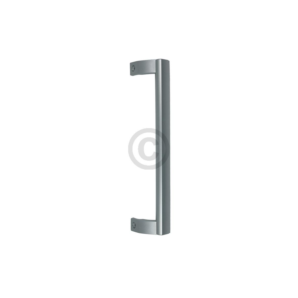 Türgriff Bosch 00669719 silber Stangenform für Kühl-Gefrierkombination