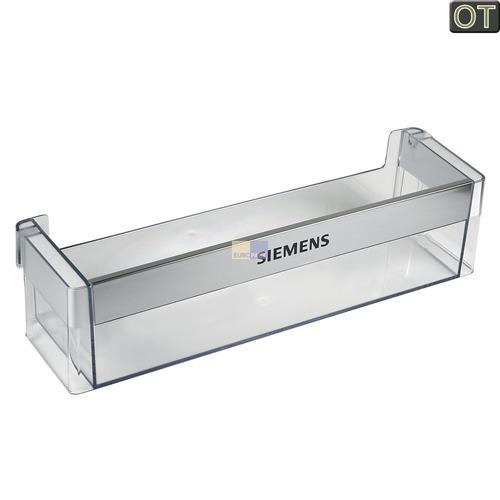 "Abstellfach Flaschenabsteller, 100mm hoch, bedruckt ""Siemens"" 00743291 743291"