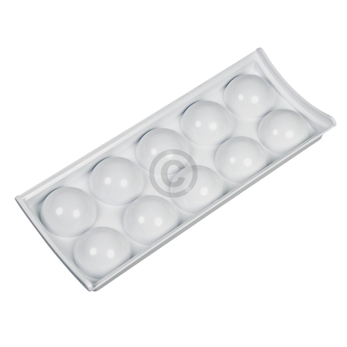 Eiereinsatz für die Kühlschranktüre 250x99mm weiß Liebherr 7426910 Liebherr