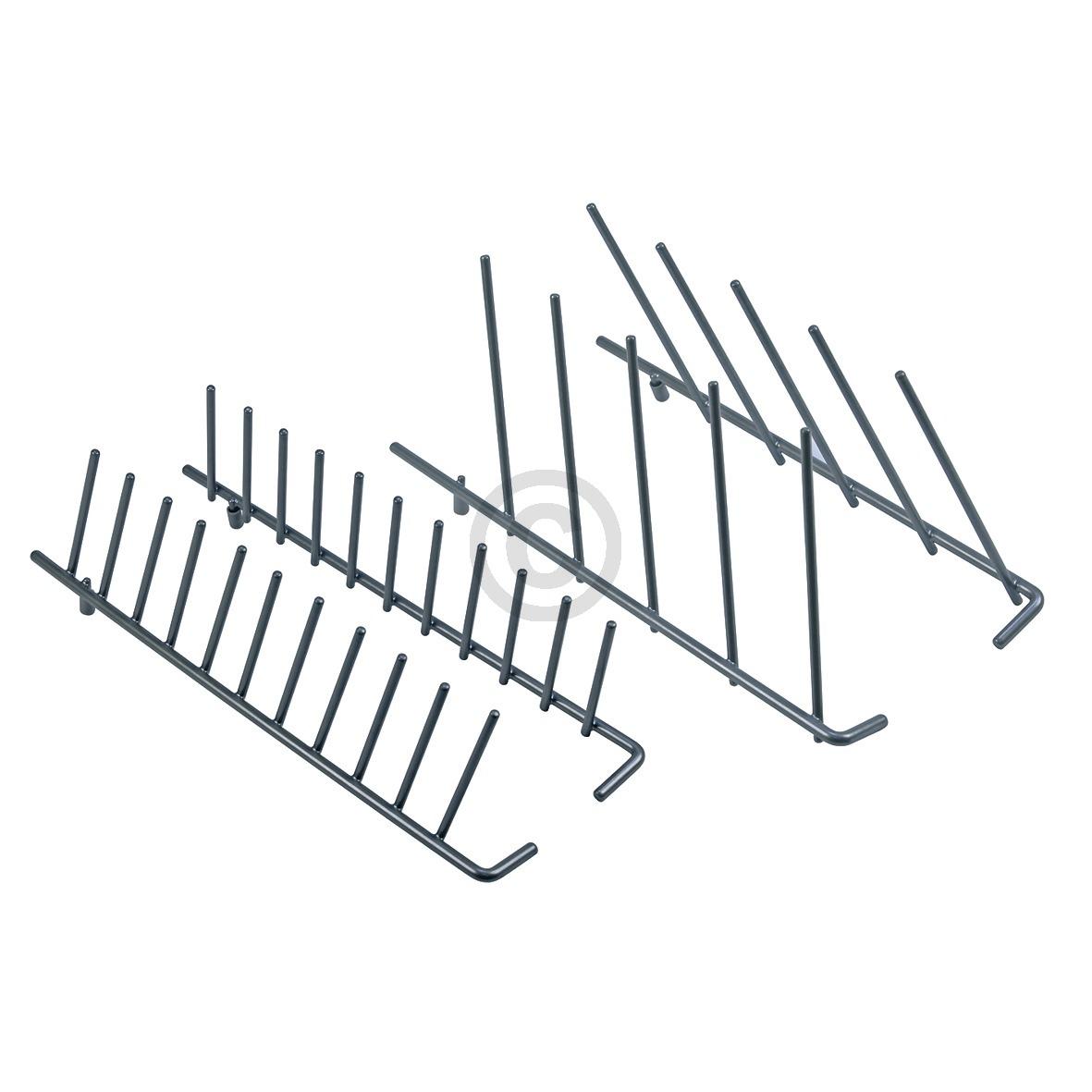 Korbeinsätze für Oberkorb 00489467 489467 Bosch, Siemens, Neff