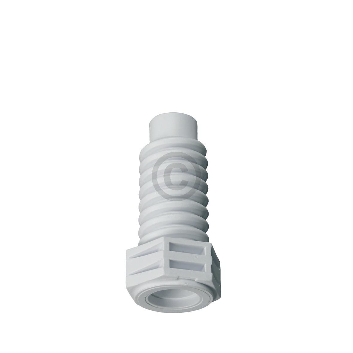 Gerätefuß verstellbar, weiß 481250018054 Bauknecht, Whirlpool, Ikea