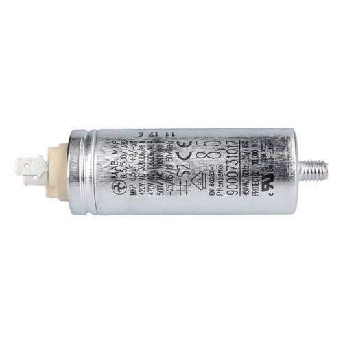 Kondensator Bosch 00610150 8,5µF mit Steckfahnen für Motor Trockner