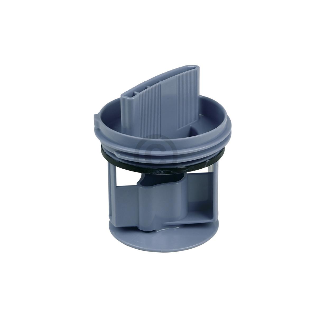 Flusensiebseinsatz Bosch 00647920 für Askoll Original Ablaufpumpe Waschmaschine