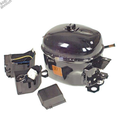 Kompressor für R600A 1/6PS 481281718829 Liebherr, Bauknecht, Whirlpool, Ikea