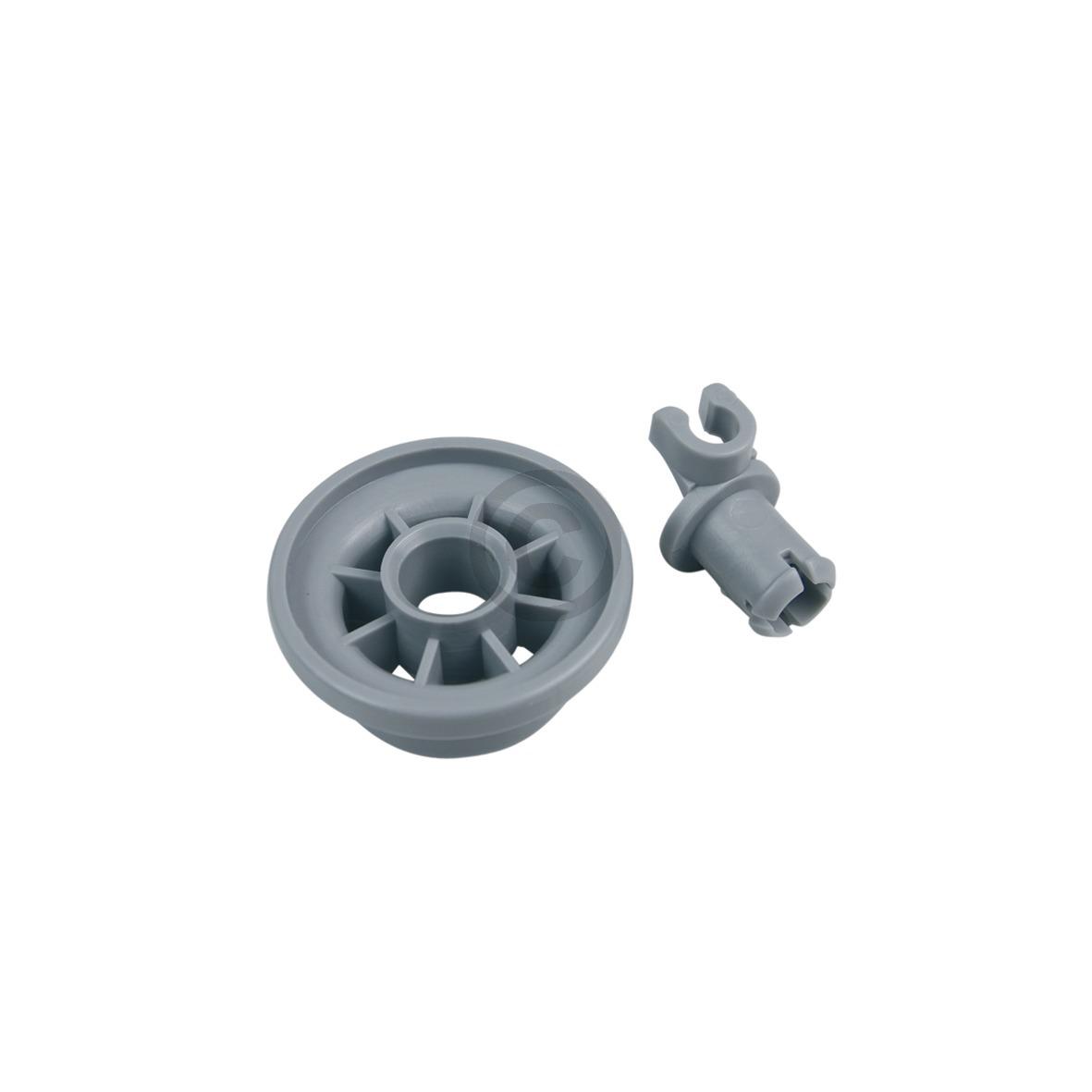 Korbrolle für Unterkorb, 1 Stück, AT! 00165314 165314 Bosch, Siemens, Neff