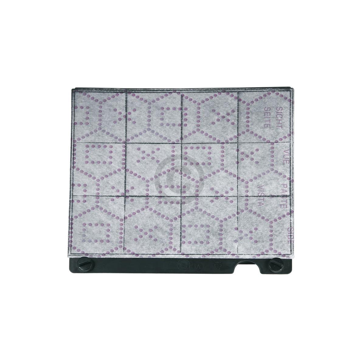 Kohlefilter 225x210mm, Wpro CHF15/1 484000008575 Bauknecht, Whirlpool, Ikea