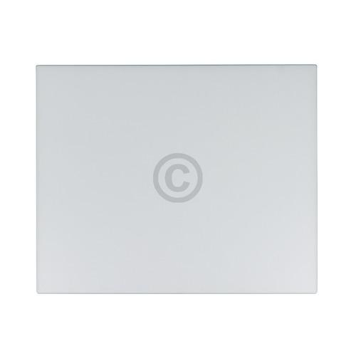 Glasplatte Bosch 00704340 399x356mm für Gefrierteil Kühl-Gefrierkombination