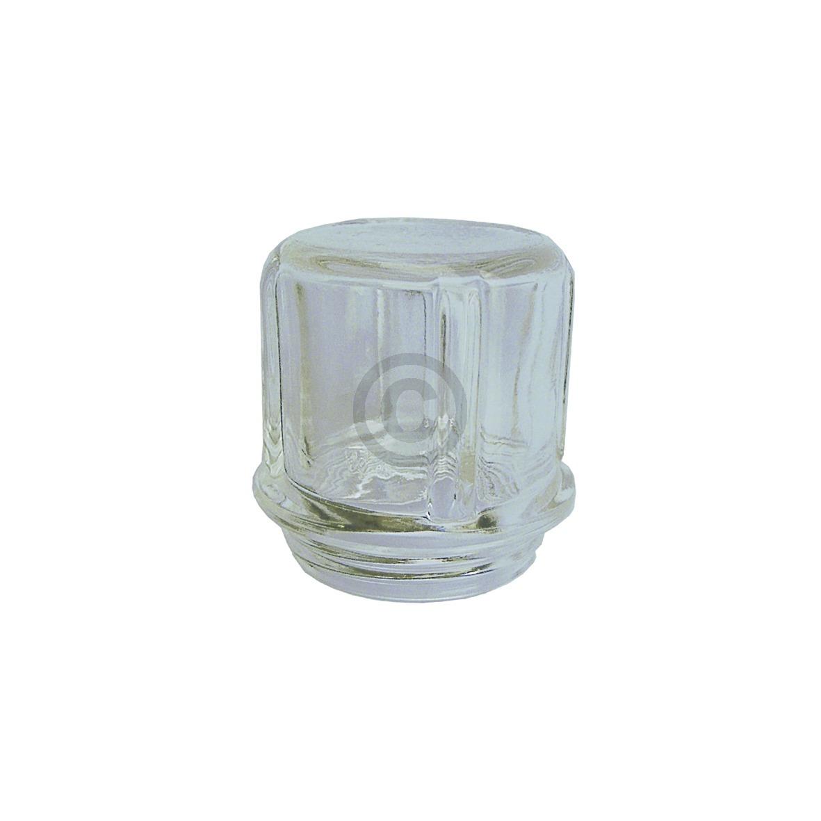 Lampenabdeckung Ø52mm, Glas 319256008 AEG, Electrolux, Juno, Zanussi
