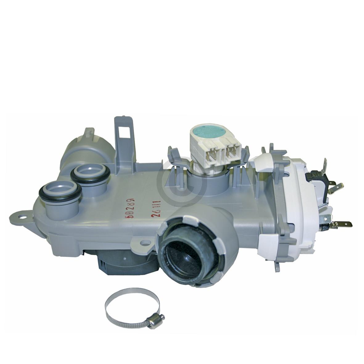 Heizelement 2100W DE-System kpl. 00488856 488856 Bosch, Siemens, Neff, Küppersbu