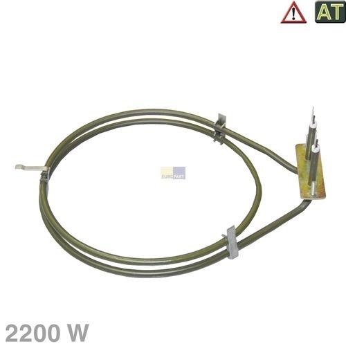 Heizelement Heißluft 2200W 230V, AT! 379201 Gorenje