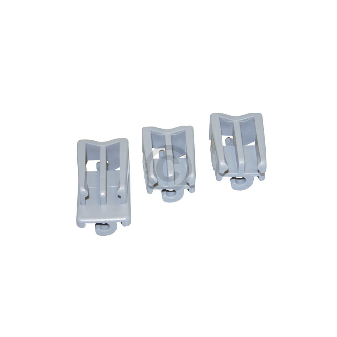 Korbablagen-Lagerset für Oberkorb, 3 Stück 00418674 418674 Bosch, Siemens, Neff
