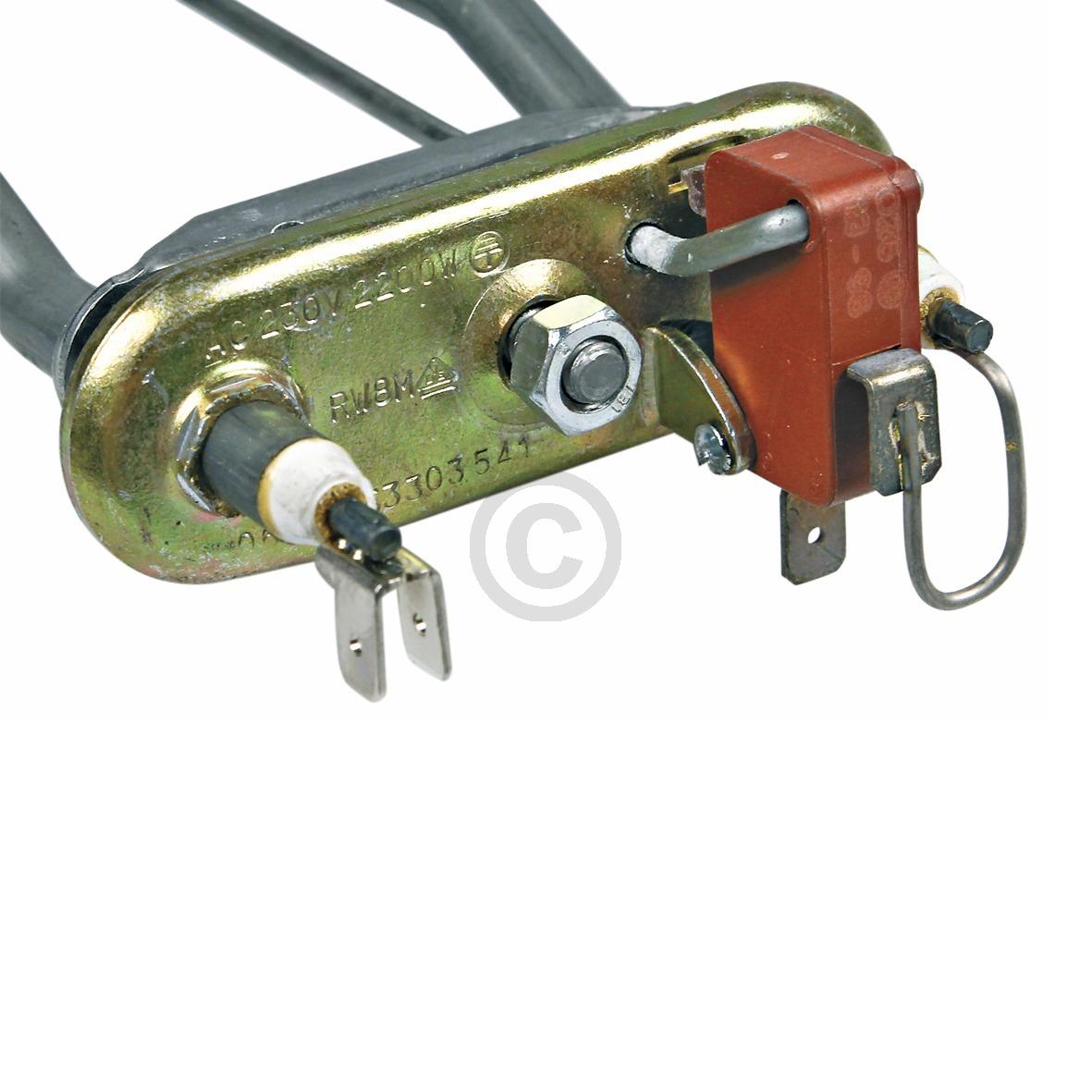 Heizelement 2200W 230V 41000400 Indesit Hotpoint, EFS Gruppe