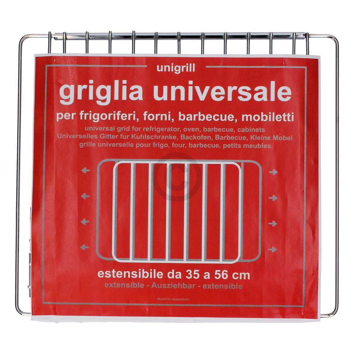 Grillrost ausziehbar, Universal! AEG, Electrolux, Juno, Zanussi