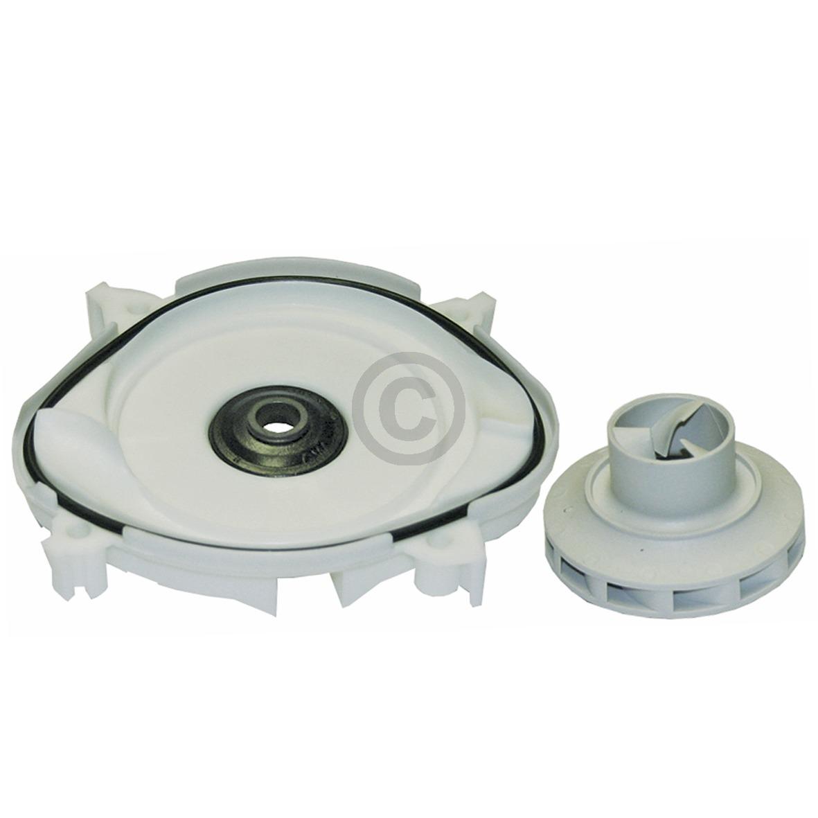 Pumpenkopfteil für Umwälzpumpe, kpl. 5011733 Miele