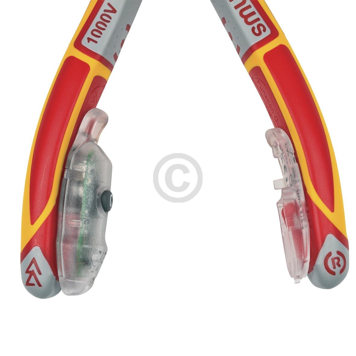 Zangensatz NWS 782 VDE Seitenschneider Telefonzange Kombizange E-Detektor