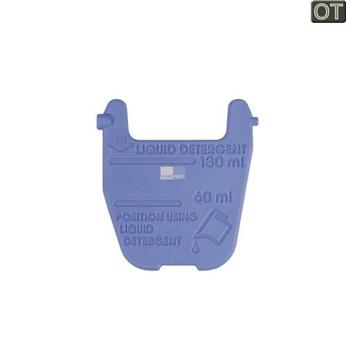 AEG Flüssigwaschmittel-Einsatz Trennklappe 132767800