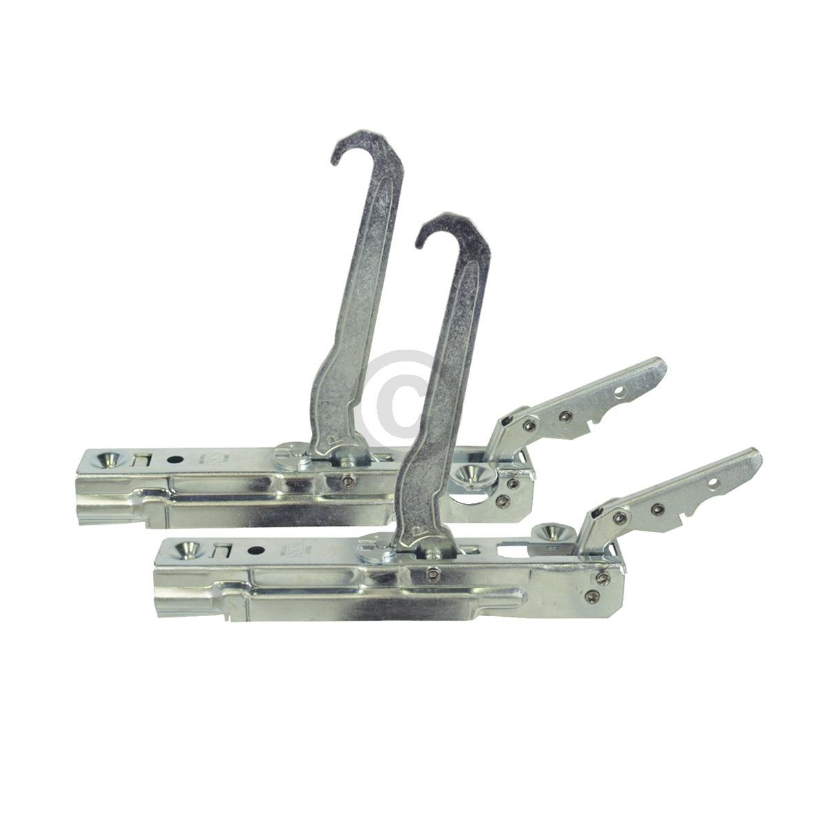 Türscharnier rechts + links, Set, NF! 00481827 481827 Bosch, Siemens, Neff