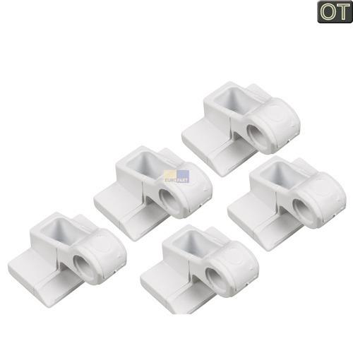 Buchse für Gefrierfachtüre, 5 Stück 00029965 029965 AEG, Electrolux, Juno, Zanus