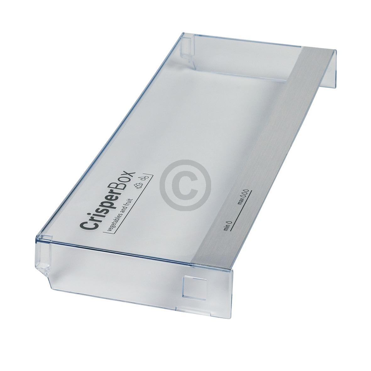 Schubladenblende Bosch 11000682 Original 450x165mm für CrisperBox